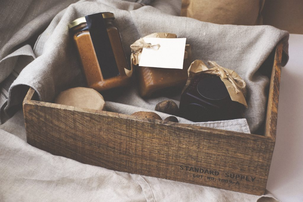 dmitry-mashkin-jars-jams-wrapped-twine-in-brown-box